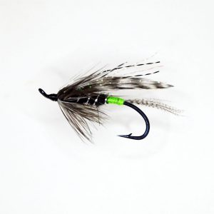 Green Butt Hilton Steelhead Swing Fly - Copy