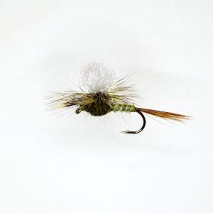 Parachute Green Drake Quill Body Mayfly